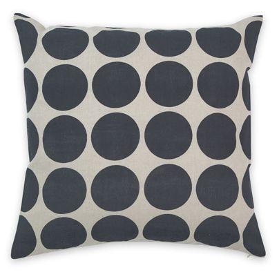 50x50cm Spot cushion Smoke