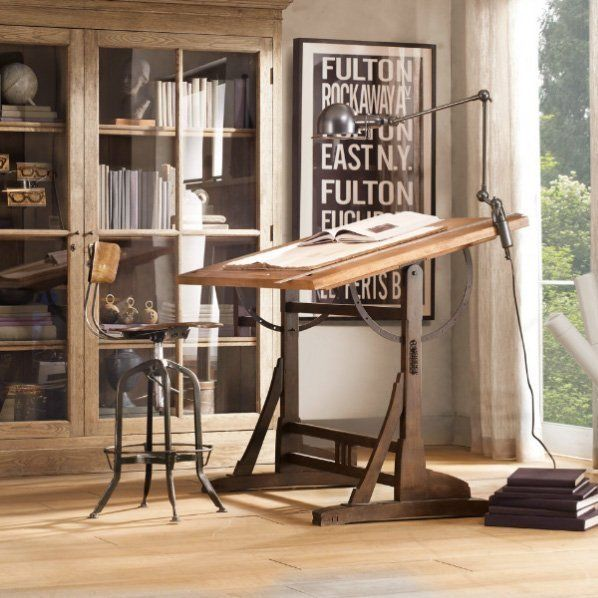 Fancy - 1920s French Drafting Table
