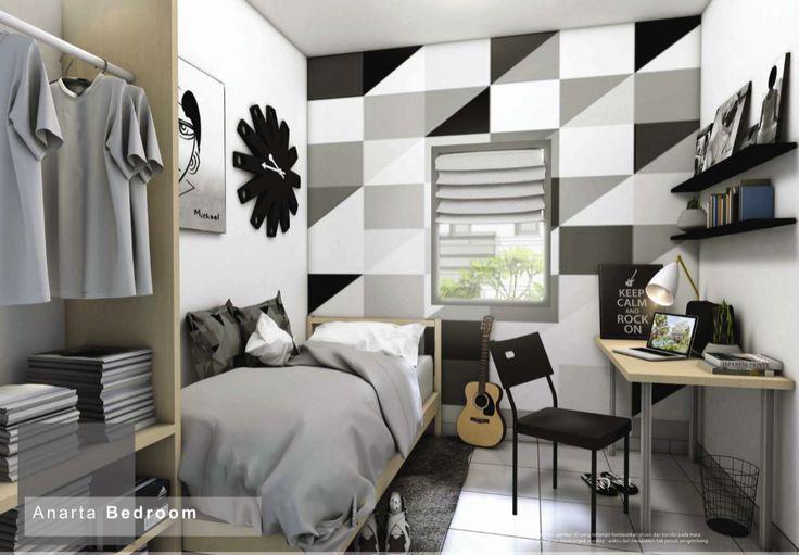 Fasilitas : 10.Semua unit furnished tanpa elektronik. 11.Sertifikat bisa ditingkatkan ke HGB beda dengan Apartemen dan SOHO.