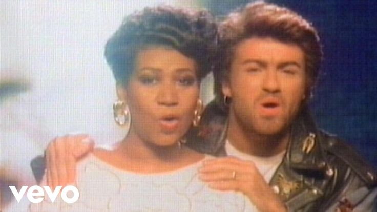 """Aretha Franklin & George Michael - """"I Knew You Were Waiting (For Me)"""" (1987)"""