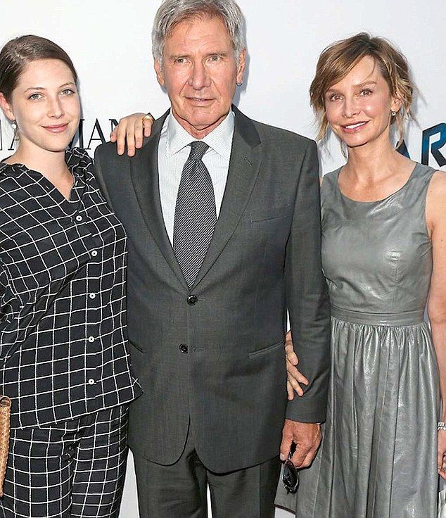 Harrison Ford Daughter