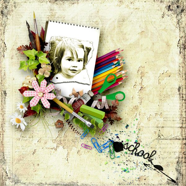 New Kit *School 2015* by Love-crea-desing  http://www.digiscrapbooking.ch/shop/index.php… http://scrapfromfrance.fr/shop/index.php… http://www.godigitalscrapbooking.com/shop/index.php…