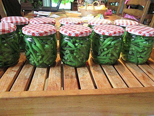 Bohnen einkochen (Rezept mit Bild)