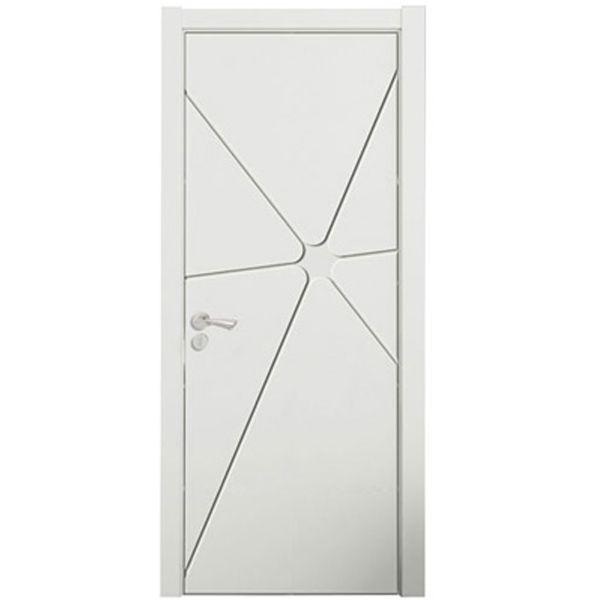 MSPD23: Modern Matte Lacquer Interior Flat Door