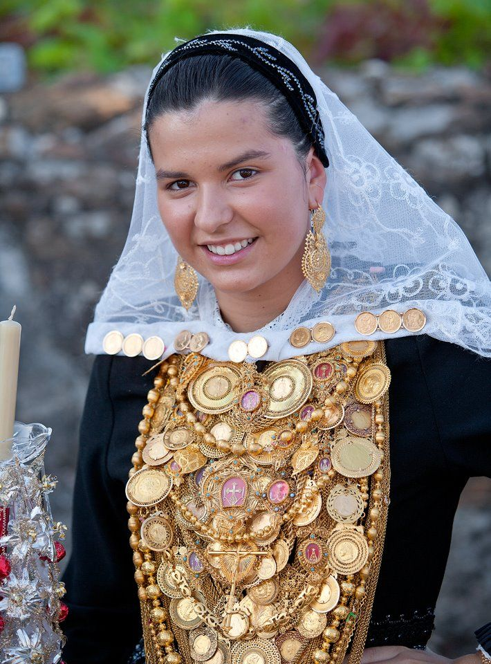 Bride from Santa Marta de Portuzelo - Portugal