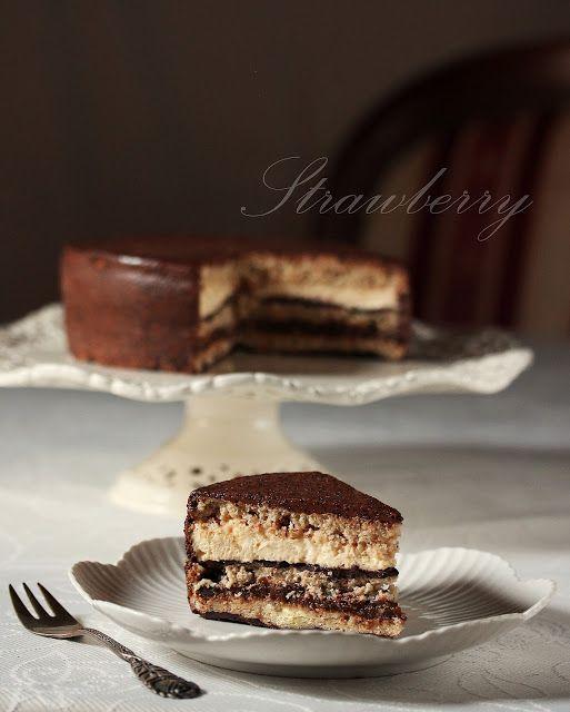 Strawberry blogja.: Szilvás-mákos csokoládétorta (gluténmentes, diabetikus)