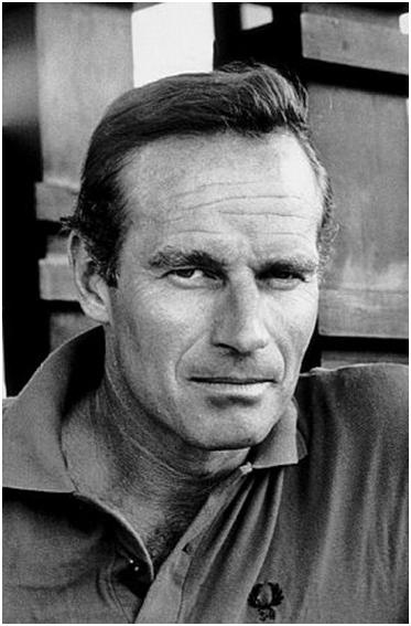 Image result for charlton heston