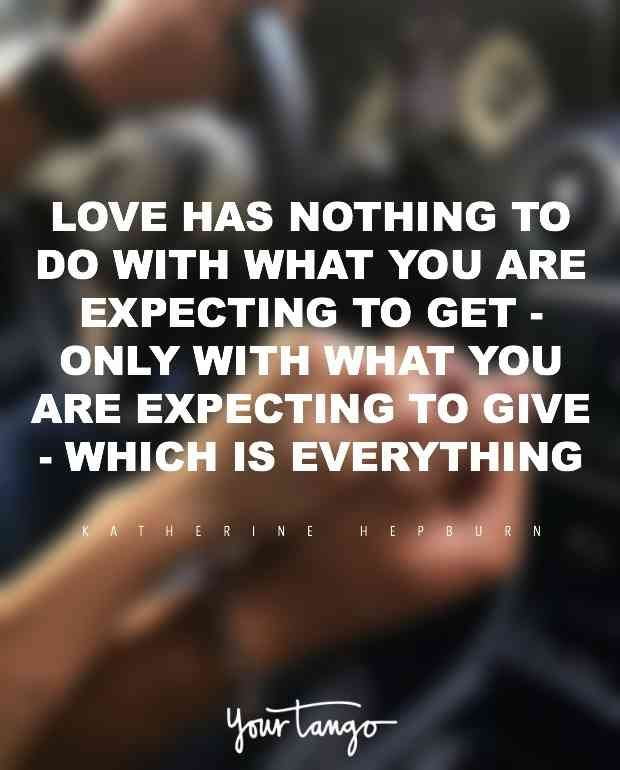 Man to woman romantic quotes