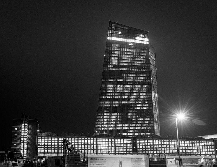 European Central Bank by Lorenco da Vinci on 500px