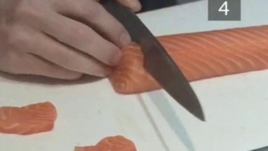 How To Prepare Sashimi - Salmon, Tuna & Yellowtail