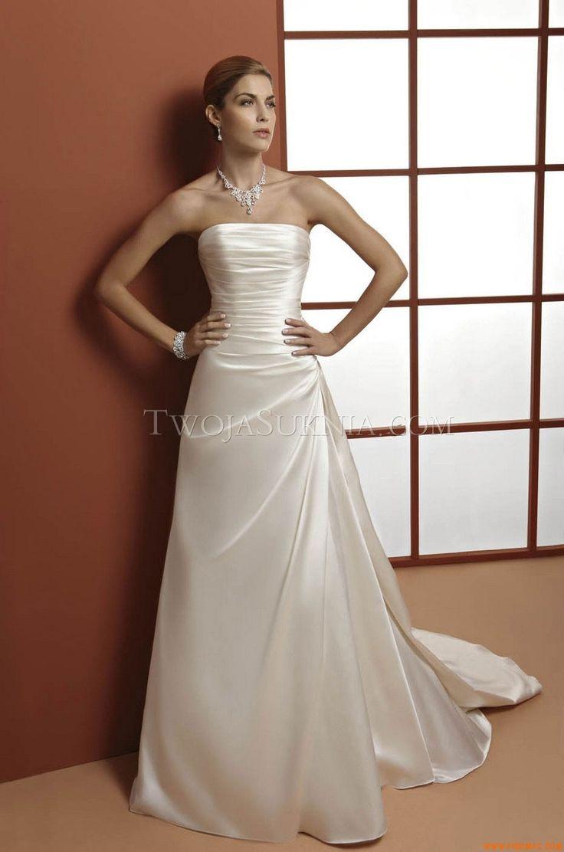 Vestidos de noiva OreaSposa L614 2013