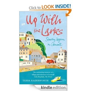 Up With the Larks: Starting Again in Cornwall by Tessa Hainsworth