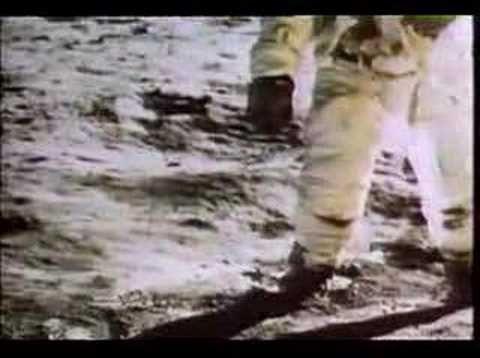 Moon Landing Video - Apollo 11 Clips, Neil Armstrong, NASA