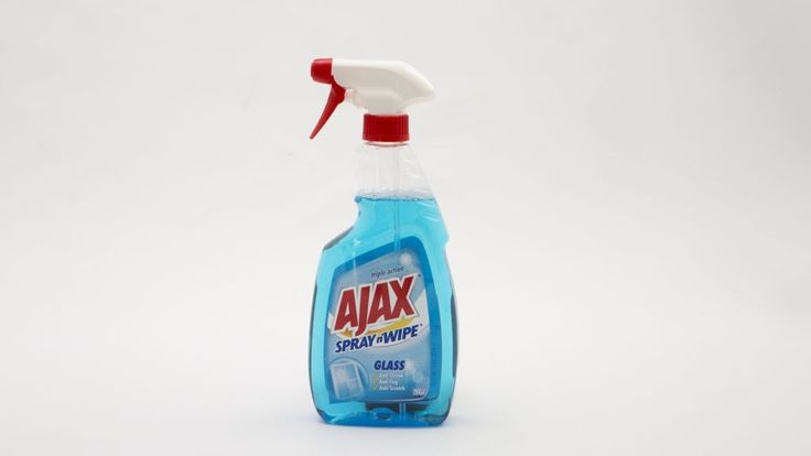 Ajax Spray n' Wipe Glass - Glass and window cleaner reviews - CHOICE