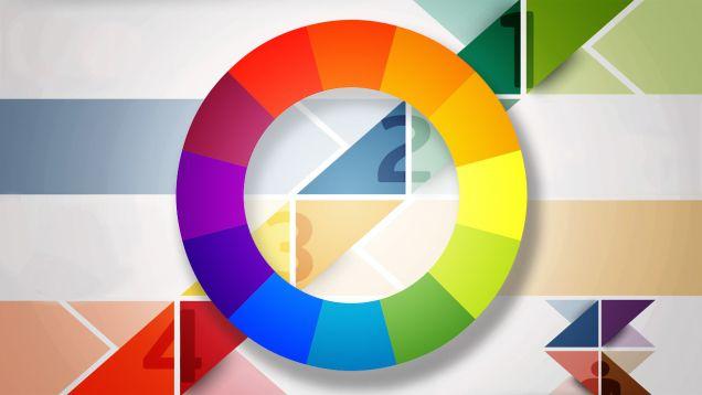色彩理論の基礎に学ぶ、相性抜群な「色の組み合わせ」 | ライフハッカー[日本版]