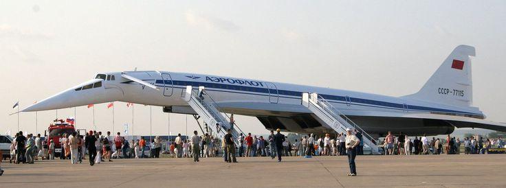 31/12/1968 : 1er vol du Tupolev Tu-144