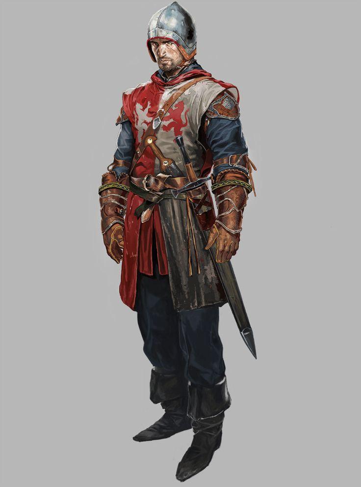 soldado do reino