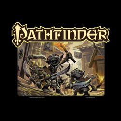 Pathfinder Burnt Offerings T-Shirt