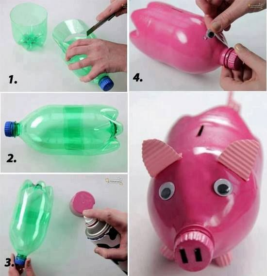 Jogando as garrafas pet fora? Pare agora mesmo! Você pode fazer 19 coisas incríveis com elas - Receitas e Dicas Rápidas