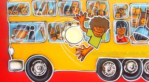 Ônibus lotado #praticadd  #UFCQuixada #trabalhodd #Yunit