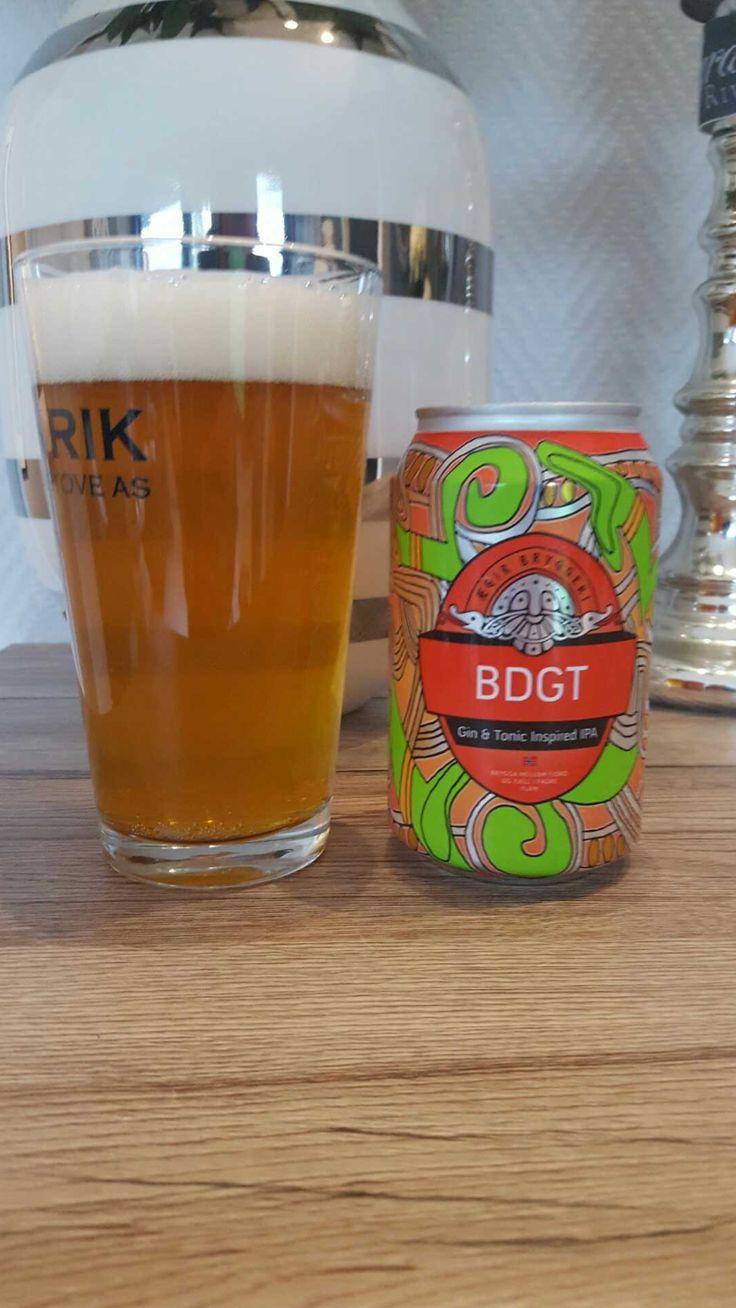 BDGT by Ægir Bryggeri