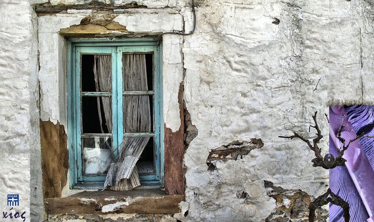 Langada.Chios island