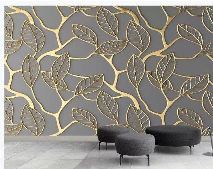Etsy Shopping Cart Wallpaper Interior Design Custom Photo Wallpaper Wallpaper Living Room