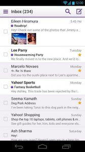 Yahoo Mail! APK free download!!  Yahoo Mail! APK Description  Yahoo! Mail is the official application from Yahoo for Android devices. It allows its users to access their inbox and check their email any time any place and from the comfort of their cellphone.  The application has a few extra features such as the ability to select multiple e-mails when you want to sort them and address auto completion which avoids you wasting any time when writing to your contacts.  As usual with this type of…