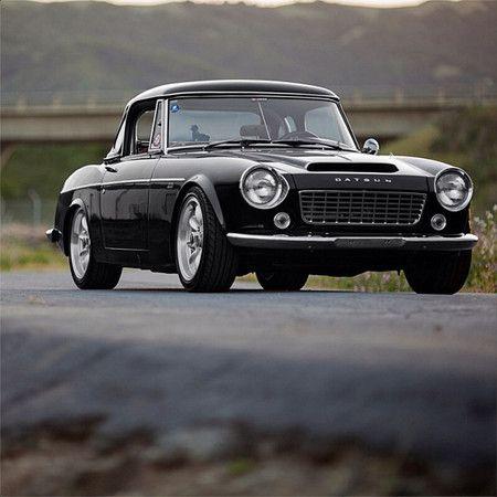 SR20-infused Datsun Roadster 1967