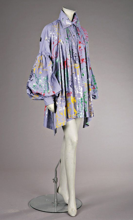 Vivienne Westwood, 1992 ~ Painter's Smock Style