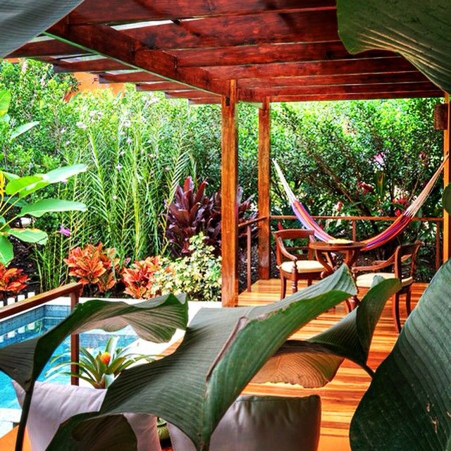 Hello paradise costarica vacations at nayara springs for Jungle house costa rica
