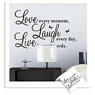 adesivos de parede adesivos de parede, amor ao vi... – EUR € 6.99