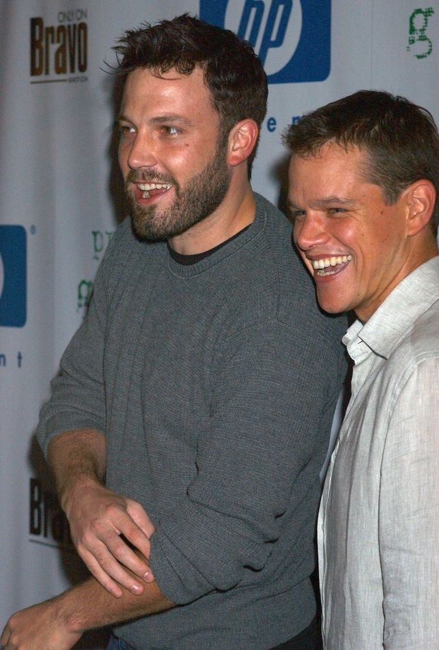 Pin By Joseph Hargett On Batffleck Matt Damon Ben Affleck Actors