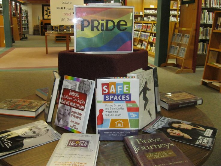Happy Pride Month! The Athens County Public Libraries have tons of books on LGBT issues, look in call numbers 305. and 306.. We also have several biographies and books written by and about LGBT.  Ask any librarian for help or check out our display at the Athens Public Library.