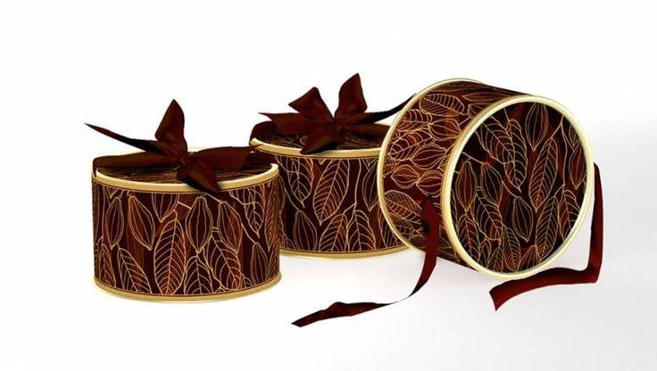 ТРЮФЕЛЬ, тубус под конфеты мини, 12x7см 129,46 руб  : розничная цена  103,57руб  : опт  88,03 руб  :  крупный опт