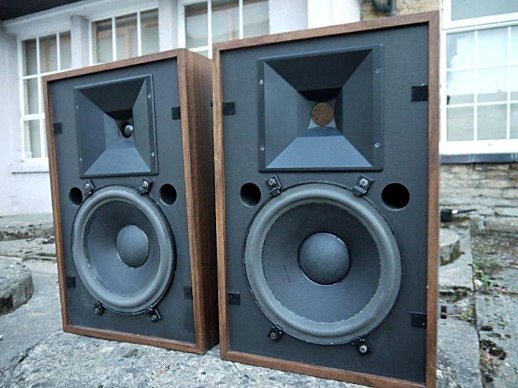 Electro Voice Fr12 2 Vintage Zvucnici Loudspeakers