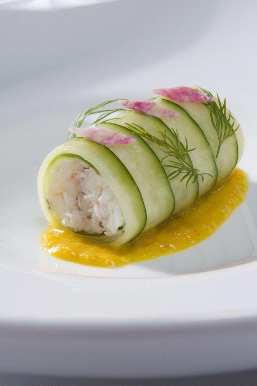Café Boulud - veggie menu