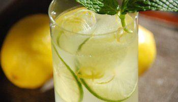 Σπιτική λεμονάδα - το καλύτερο αναψυκτικό!
