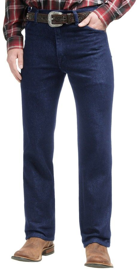 Wrangler Classic Cowboy Cut® Stretch Jeans - Slim Fit (For Men)