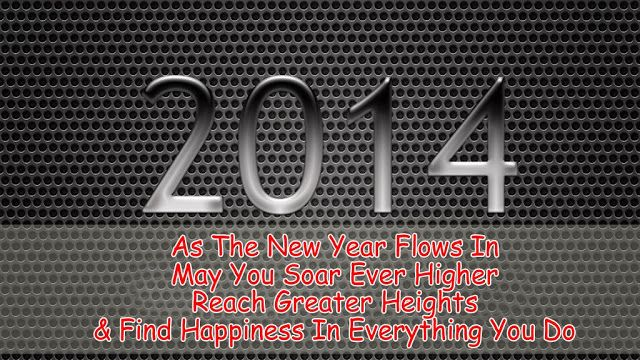 Happy New Year SMS Masseges In English 2014 With Text Images | SMS Urdu Message