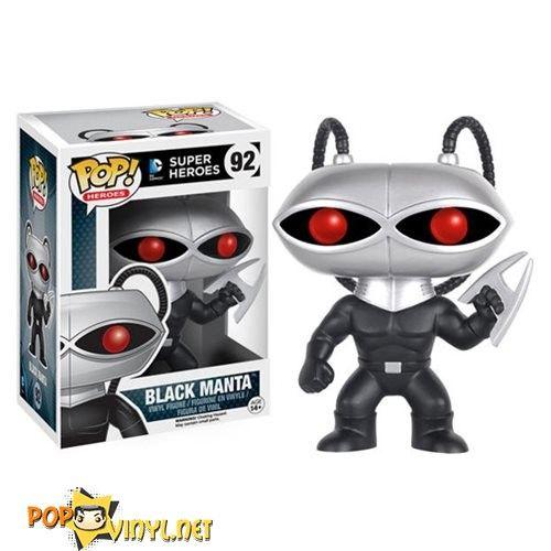 DC Comics Pop - Black Manta - Funko