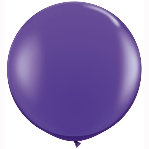 Giant Balloons and Giant Wedding Balloons by The Giant Balloon Company. www.thegiantballooncompany.com *Purple Violet*