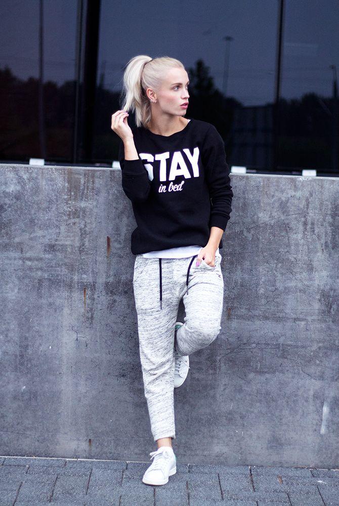 Stan Smith Black And White Fashion