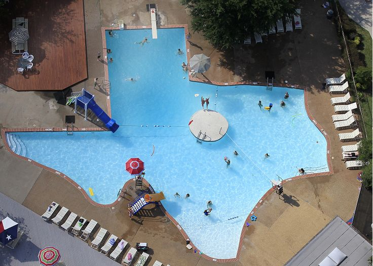 New image of The Texas Pool on the Creek in Plano, TX