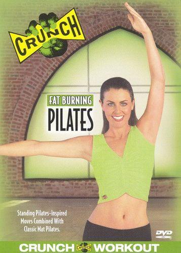 Crunch: Fat Burning Pilates [DVD] [2003]