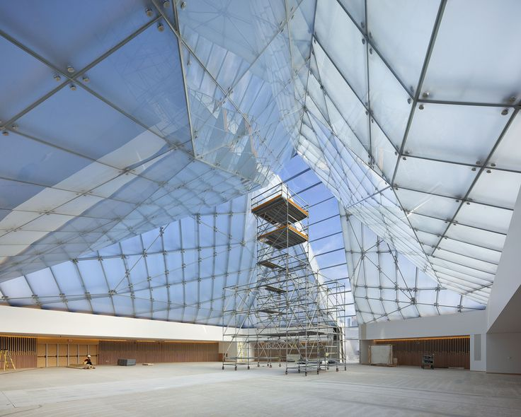 AGA KHAN MUSEUM AND ISMAILI CENTRE CHARLES CORREA / FUMIHIKO MAKI / VLADIMIR DJUROVIC / MORIYAMA & TESHIMA TORONTO, ON
