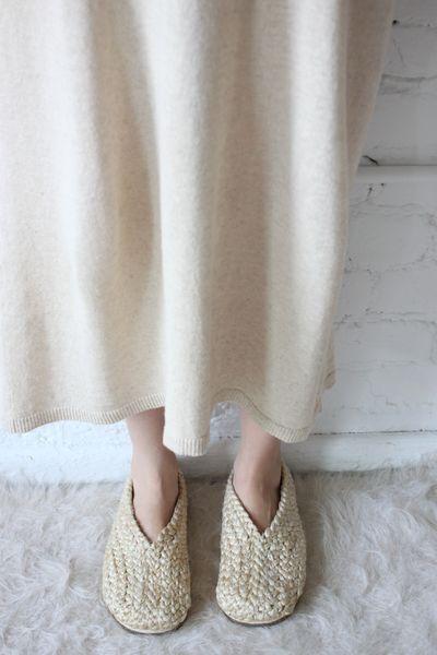 Pla Bonanova Braided Shoe