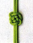 Chinese knot simple knot tutorial