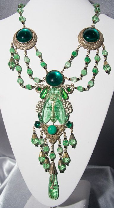 Fantastic Czech Jewelry