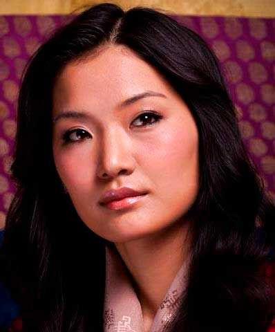 Джецун Пема Вангчук королева Бутана